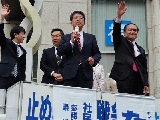 第24回 参議院議員通常選挙 福岡県選挙区 たけうち信昭