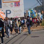 憲法記念日に22回目のPEACE WALK #peacewalk